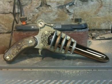 Little Death Ray Vibrator Gun