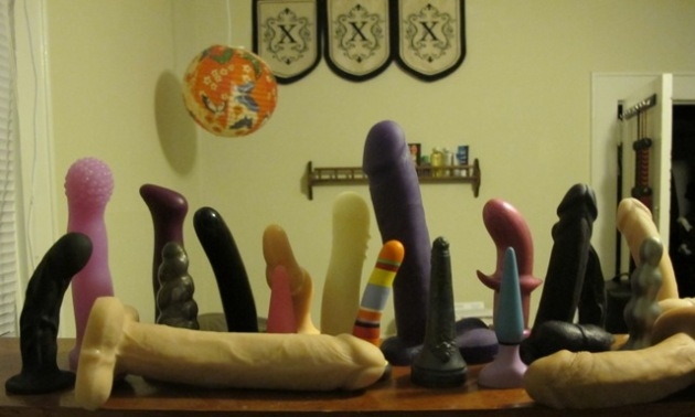 ThatToyChick's Dildo Collection