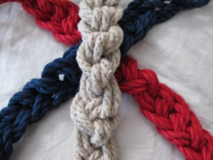 Ropes from LoversKnotRope.com