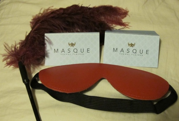 Masque Oral Sex Strips
