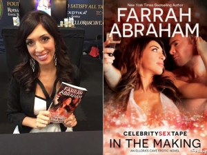 The Best & Worst Of Farrah Abraham's Erotic Novel, In The Making (Celebrity Sex Tape)